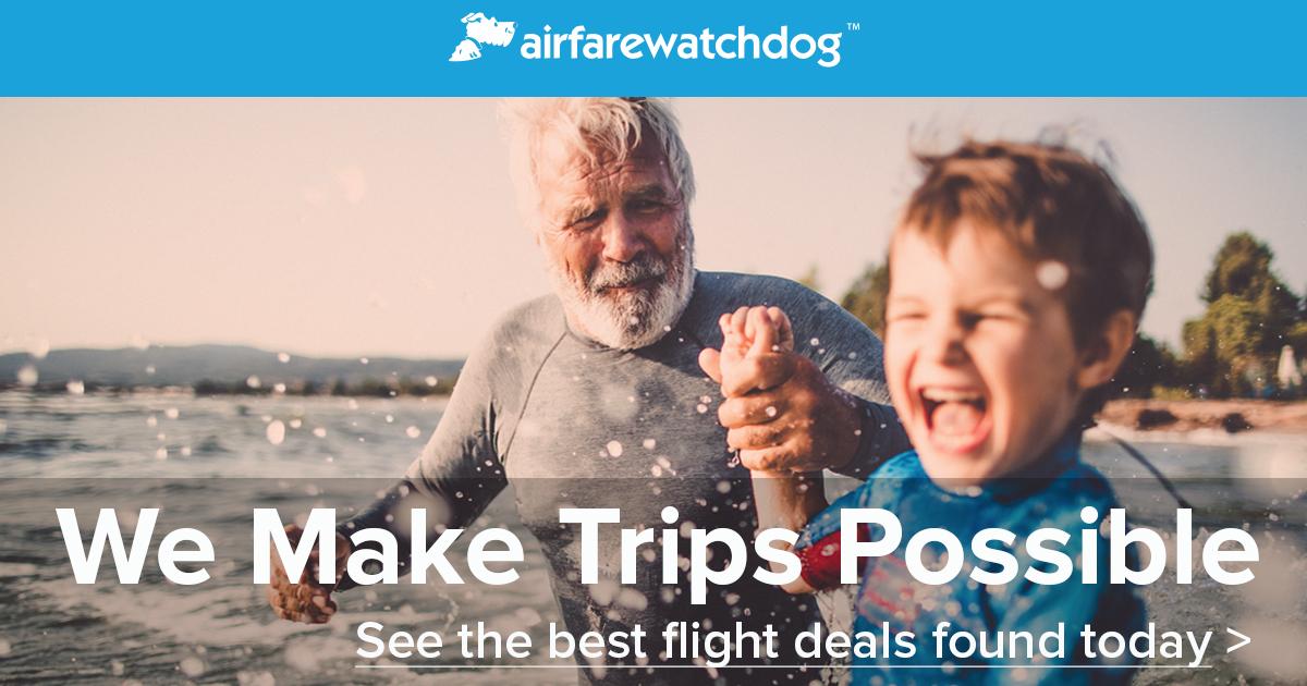 (c) Airfarewatchdog.co.uk